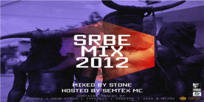 SRBEMix003 Artwork